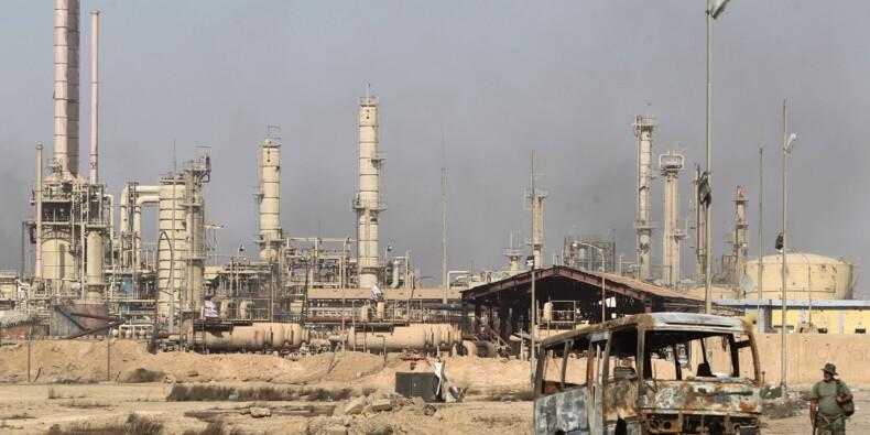 Début de la réhabilitation de la plus grande raffinerie d'Irak