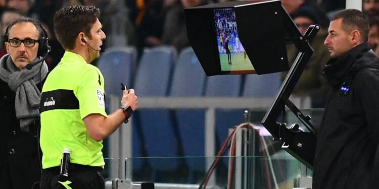 Ligue 1: l'arbitrage vidéo mis en place la saison prochaine