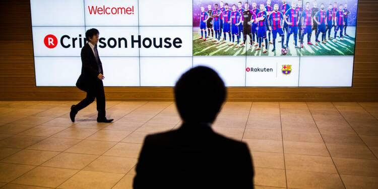 Rakuten, le géant japoanis du commerce en ligne se lance dans la téléphonie mobile