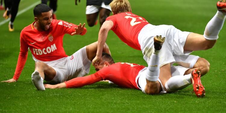 """Ligue 1: Monaco peut prendre de l'avance avant l'""""Olympico"""""""