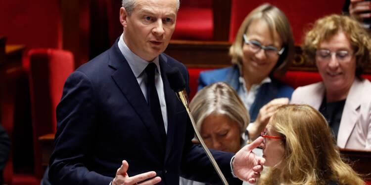 France: les autorités veulent limiter le crédit aux grandes entreprises endettées