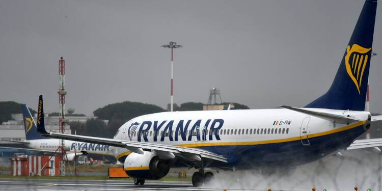 Ryanair fait un geste envers ses pilotes et évite une grève en Italie