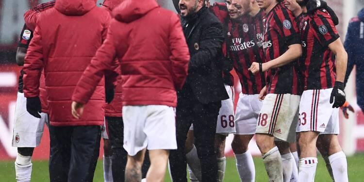 Fair-play financier: pas d'accord pour l'AC Milan, sanctions inévitables