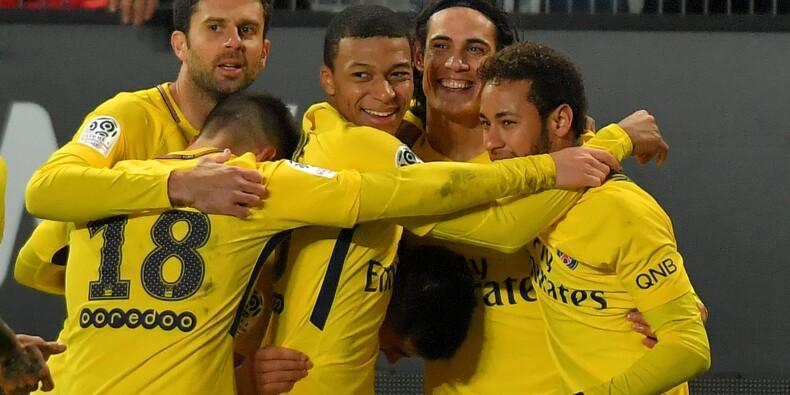 """Ligue 1: festival """"MCN"""" pour Paris et imbroglio vidéo"""