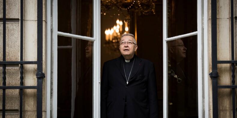 """A l'heure du départ, le cardinal Vingt-Trois adresse un message contre la """"peur"""""""