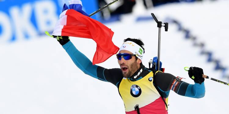 "Biathlon: grand bleu au ""Grand Bo"""