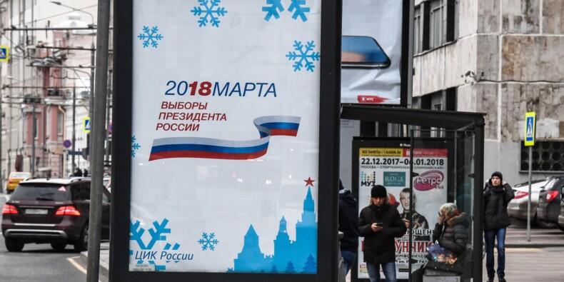 Russie: la campagne présidentielle officiellement lancée