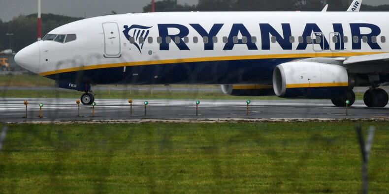 Grève à Ryanair: 600 vols annulés en Europe, 100.000 passagers affectés