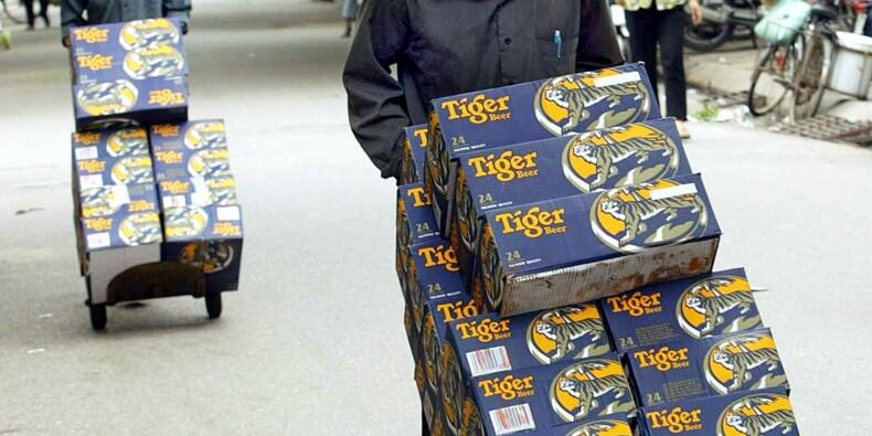Un groupe thaïlandais prend le contrôle du numéro un de la bière au Vietnam