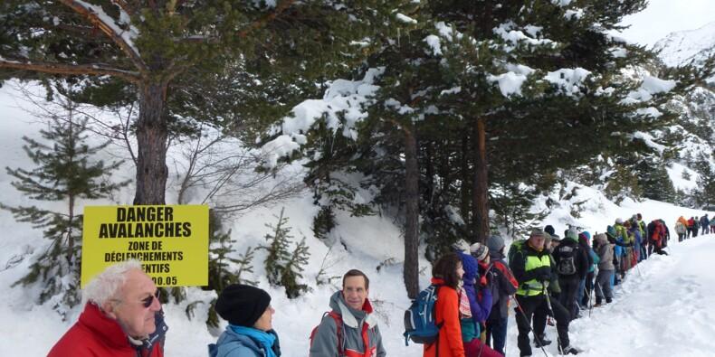 Dans les Alpes, élan de solidarité envers les migrants en danger de mort