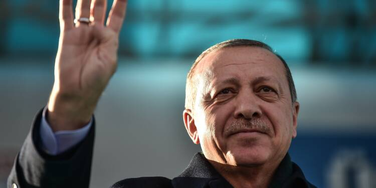 Erdogan espère ouvrir une ambassade de Turquie à Jérusalem-Est