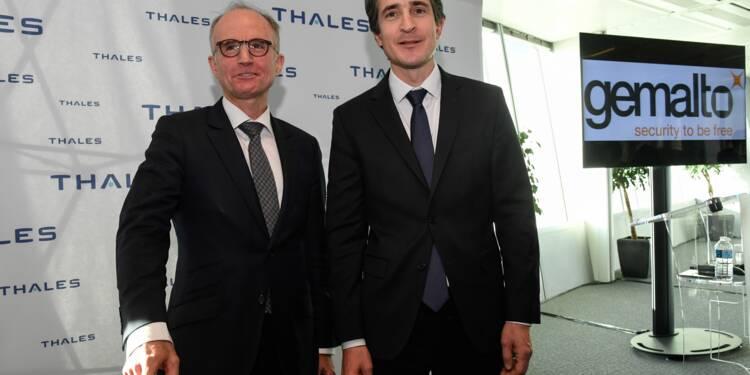 Avec Gemalto, Thales mise sur le numérique et de nouveaux marchés