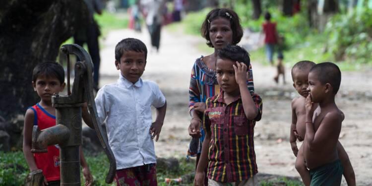 Rohingyas: l'armée birmane a planifié des massacres