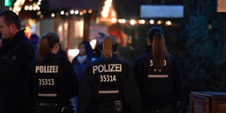 Un an après l'attentat de Berlin, les regrets d'Angela Merkel