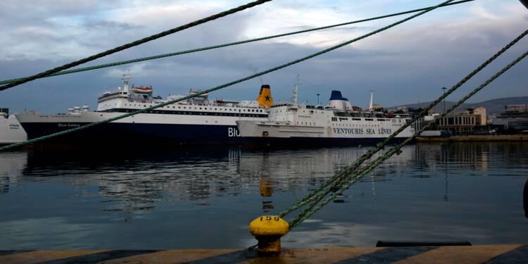 L'ex-champion de la construction navale grecque au bord de la liquidation