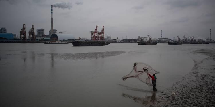 Economie: la Chine promet plus d'ouverture et moins de pollution