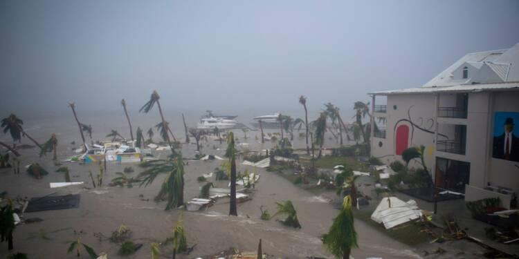 Assurances: coûts des catastrophes et désastres évalués à 306 mds USD en 2017