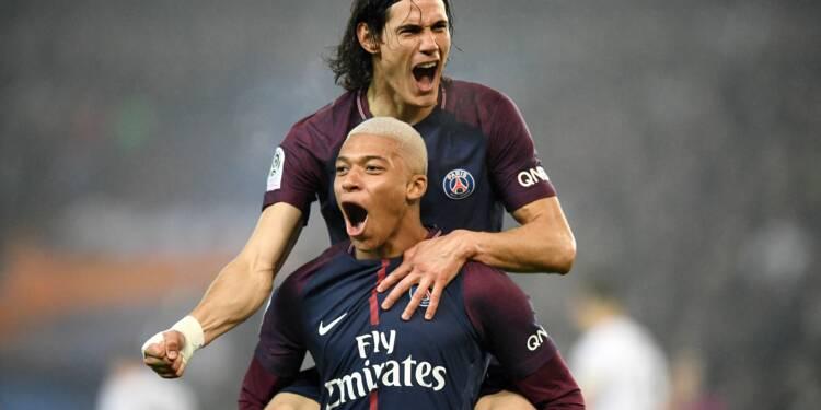 Ligue 1: Caen écarté, c'est signé Mbappé
