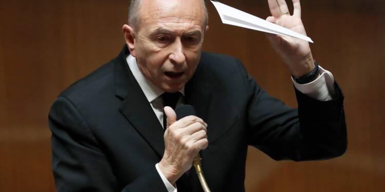 Projet de loi immigration: l'Intérieur renonce à une mesure contestée sur l'asile