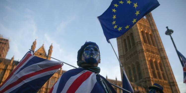 Royaume-Uni: journée décisive pour la loi de retrait de l'UE