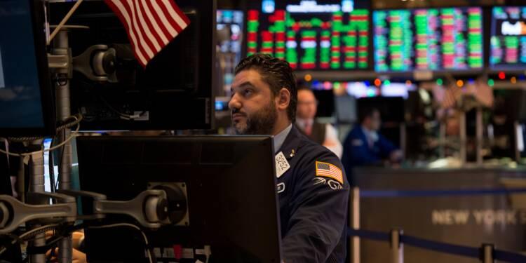 Wall Street, en hausse, anticipe les effets positifs de la réforme fiscale