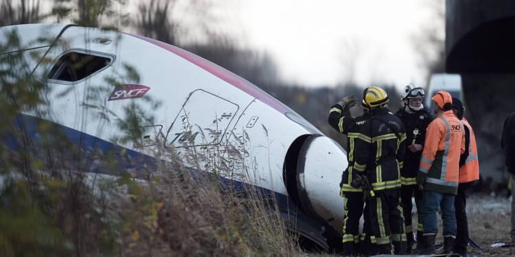 Déraillement du TGV Est en 2015: la SNCF et sa filiale mises en examen