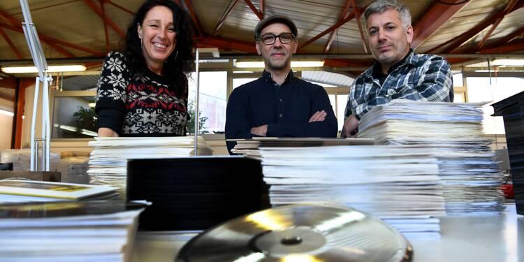 France: la Manufacture de vinyles veut se tailler une part de la galette