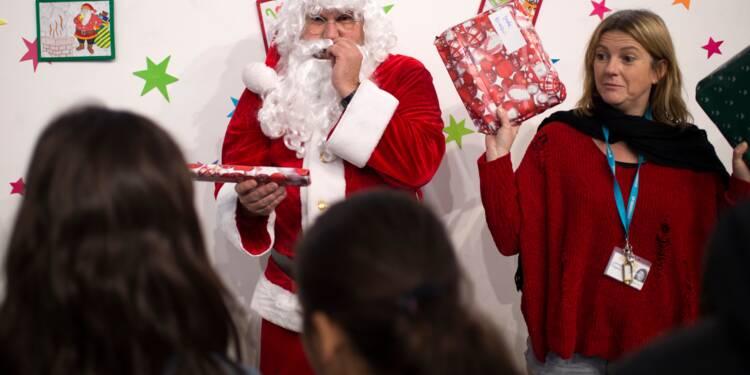 """Aux Baumettes, des parents """"comme les autres"""" le temps d'une fête de Noël"""