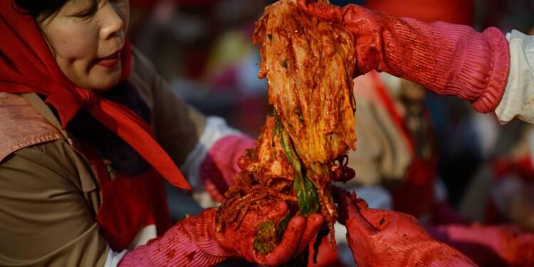 A chacune son chou: les deux Corées jalouses de leur kimchi