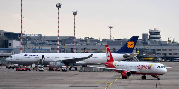Lufthansa repasse devant Ryanair dans le ciel européen