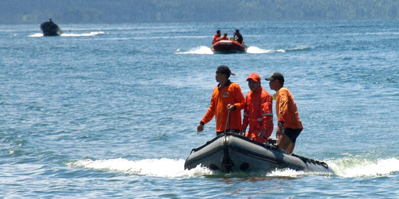 Philippines: quatre morts et des dizaines de disparus après le naufrage d'un ferry