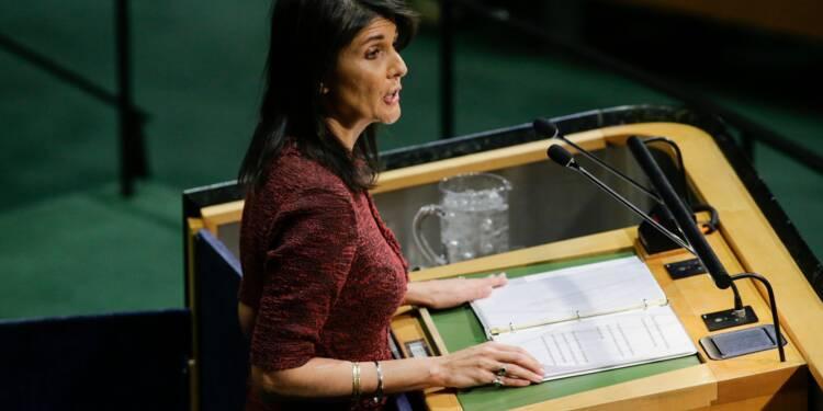 Jérusalem: nouvelle bronca à l'ONU contre Washington, qui renouvelle ses menaces
