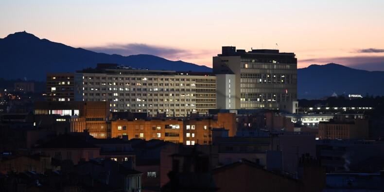 Grève à l'hôpital public de Marseille, crainte de suppressions de postes massives