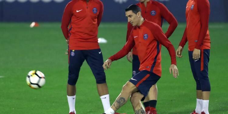 """""""Football Leaks"""": abandon des poursuites visant le joueur du PSG Angel Di Maria"""