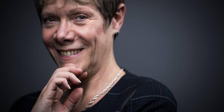 Christine Fumagalli, première femme à la tête d'un réseau d'agences immobilières en France