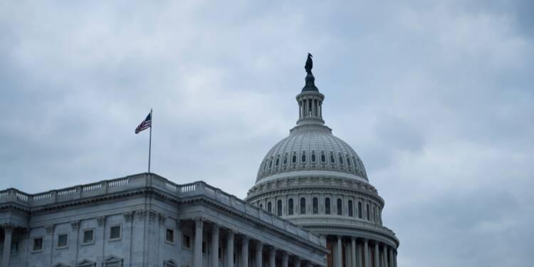 Etats-Unis: le Congrès évite la crise et finance l'Etat fédéral