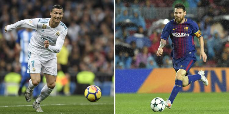 Espagne: Real-Barça, c'est Noël sur la planète foot
