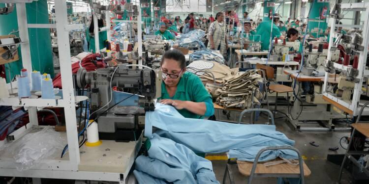 L'Afrique du Sud peine à raccommoder son secteur textile en crise