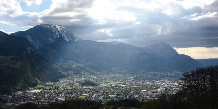 Pollution de l'air: la vallée de l'Arve en vigilance orange