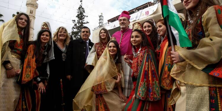 Noël: le pape plaide pour l'hospitalité des migrants