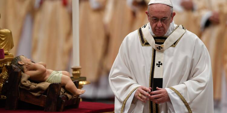 Le pape dénonce l'expulsion des migrants dans un nouvel appel à l'hospitalité