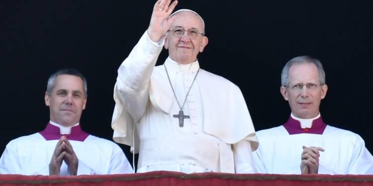 """Le pape appelle à """"la paix pour Jérusalem"""" et à """"une reprise du dialogue"""""""