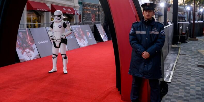 Le week-end à 100 millions de dollars au box-office de Star Wars