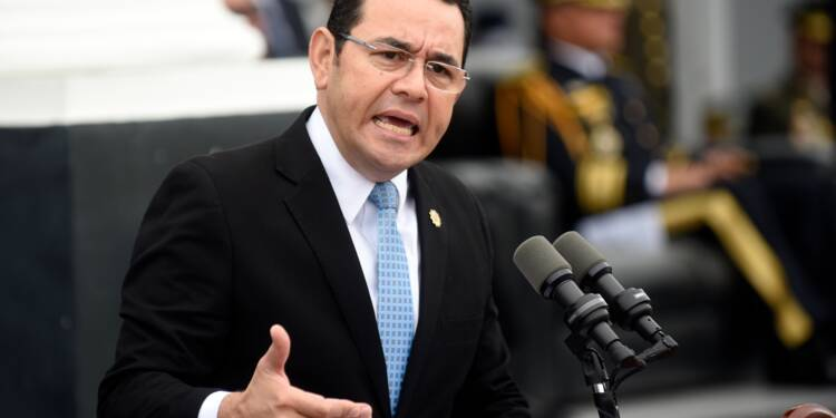 Le Guatemala veut transférer à Jérusalem son ambassade en Israël
