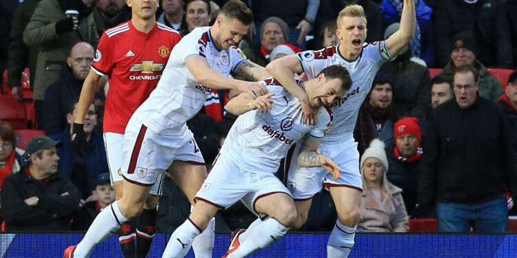 Angleterre: Manchester United en Burnley-out