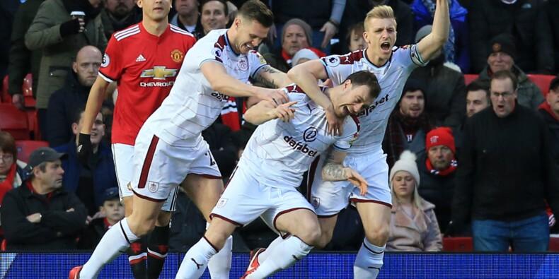 Angleterre: Manchester United en Burnley-out