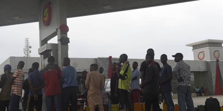 Le Nigeria paralysé par une pénurie d'essence à la pompe