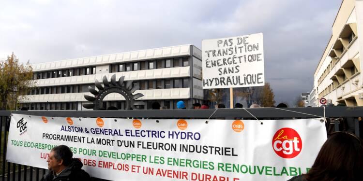 Le plan social de GE Hydro à Grenoble recalé par l'administration