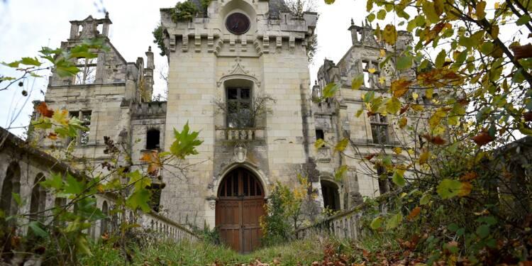 L'achat participatif d'un château en ruine du Poitou bat des records