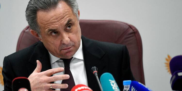 Dopage: Moutko lâche les rênes du comité d'organisation du Mondial-2018